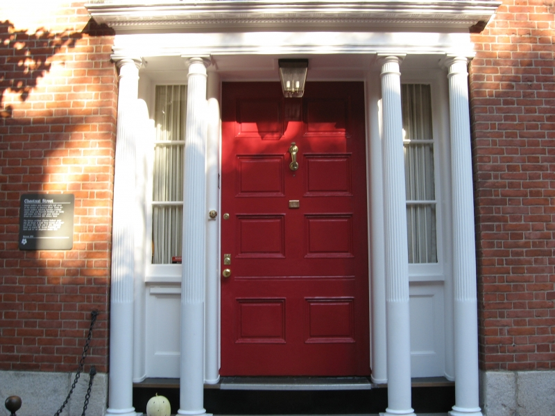 Exterior Door Photo - Residential
